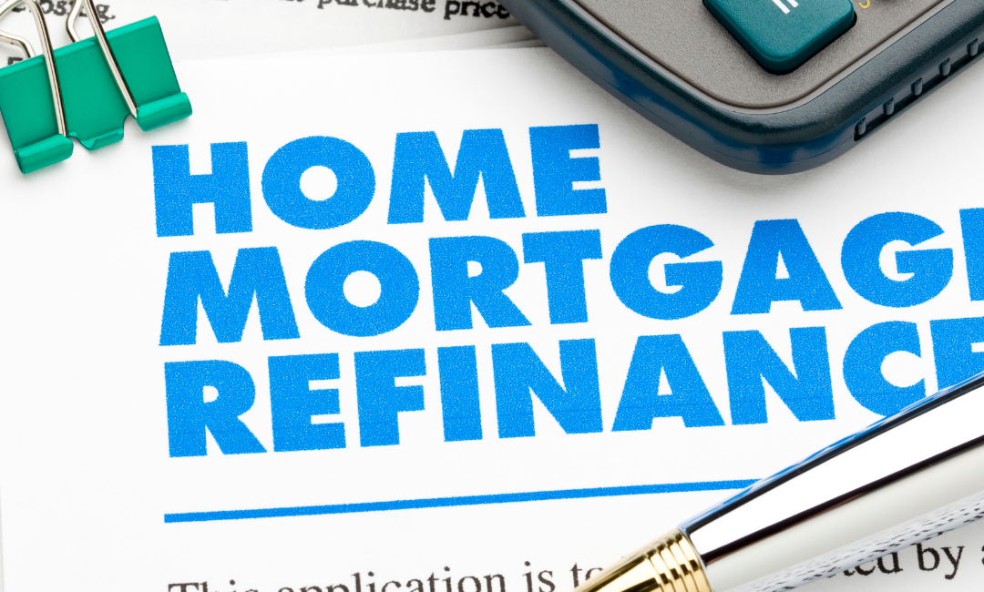 Refinancing Your Home Can Save You Money